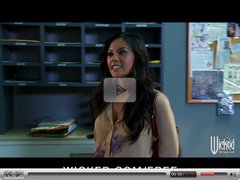 Wicked - Beautiful Asian babe Kaylani Lei rides big-dick