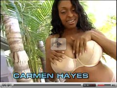 Carmen Hayes AMAZING Body Gives Great Boob Job