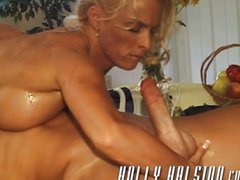 Holly Halston - Holly's Tea Party pt 2