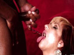 Brittany Blaze takes on black meat