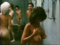 Sexy mainstream shower scene