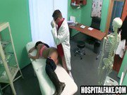 Brunette sucks cock and gets fucked by her drns patients frown upside down 720 3