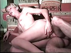 Small titts lapdancer humping on hard cock
