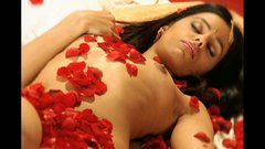 Captivating Indian girl is posing on cam in a beautiful erotic video