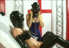 Hot as hell Natasha Sweet is a very inventive mistress