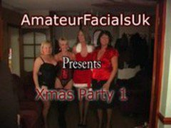 Xmas party 1 amateur facials uk