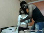 Hot desi girl with big boobs from pune hotel with her boyfriend - indiansexygfscom