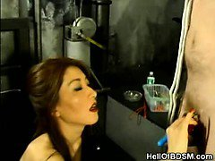 Asian Mistress Suki Is a Cock Tease