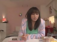 Mika Osawa - Female Student Without Panties Upskirt