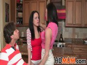 Hot Mums lustful eyes