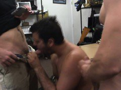 Pawn shop amateur straight gay anal sex