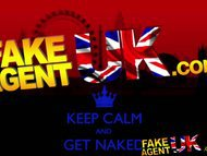 FakeAgentUK Conned by fake taxi fucked by fake agent