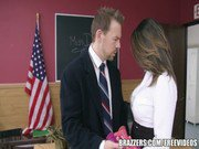 Brazzers - Sex education with Danica Dillan