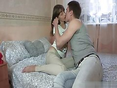 young  girlfriend real sex