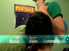 Moss vs. Kennedy: Round One!