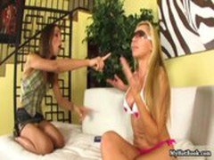 Amber Raynes tight teen body took a hard pounding