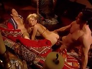 XXX Threesome Scenes Collection Part 01