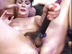 Hairy Mature Woman - 8