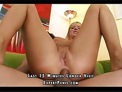 Blonde Gets Her Pussy And Ass Fucked