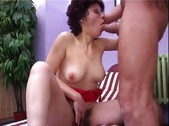 Hairy Mature Woman - 11