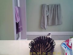 hidden camera in bathroom