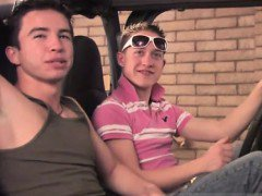 Gay video Chris can\'t remember when he lost his virginity.
