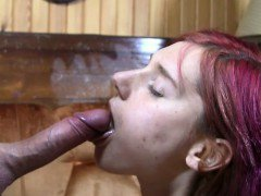 Young slut first anal sex