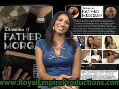 Sadie Santana's Chronicles Of Father Morgan promo
