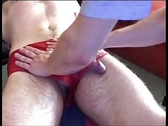 Slow and Sensual Cock Massage with Cum Explosion