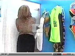Voyeur - Hidden Camera In Woman