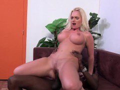 Alena Croft Fucks Her Step Son\'s Black Friend