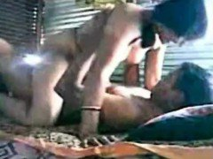Desi Indian couple fucking at Noon at Home