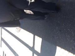Sloppy booty BBw in dress pants