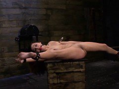 Zoey Foxx Returns for More Bondage Slave Training