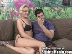 Jamey Janes and Her Squirting Porn Pussy Visit SquirtaMaina.com