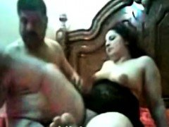 Couple gets kinky in some hot homemade action