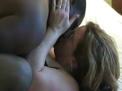 Interracial baby making love