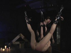 BDSM Porn Video Anal rough fuck and bondage sex games