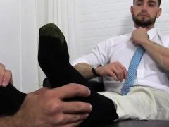tiny boys anal sex video and gay handicap KC's New Foot & So