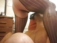 Mistress piss in slave mouth