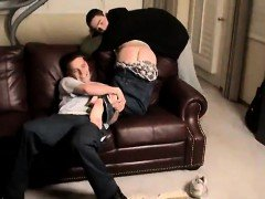 Video boy sucks own dick movie gay An Orgy Of Boy Spanking!
