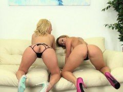 Cherie DeVille Fucking Aaliyah Love LIVE