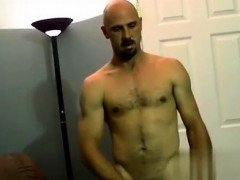 Amateur gay male massage video Chris Back To Get Blown