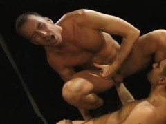 Photo gay party sex anal first time Club Inferno's own Uber-