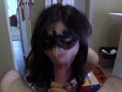 Amateur father and patron's daughter daddy gets first time S