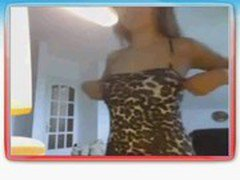 hot girl webcam dance