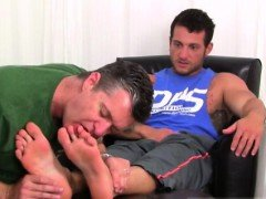 Nude young boys feet gay Marine Ned Dominates Me With His Si