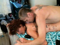 Amateur hot mature couple fucked on webcam