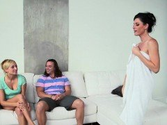 Mom India Summer teaches
