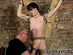 Male bondage in dallas and gay blonde porn first time